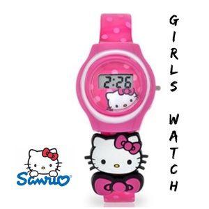 Sanrio Hello Kitty LCD Watch H